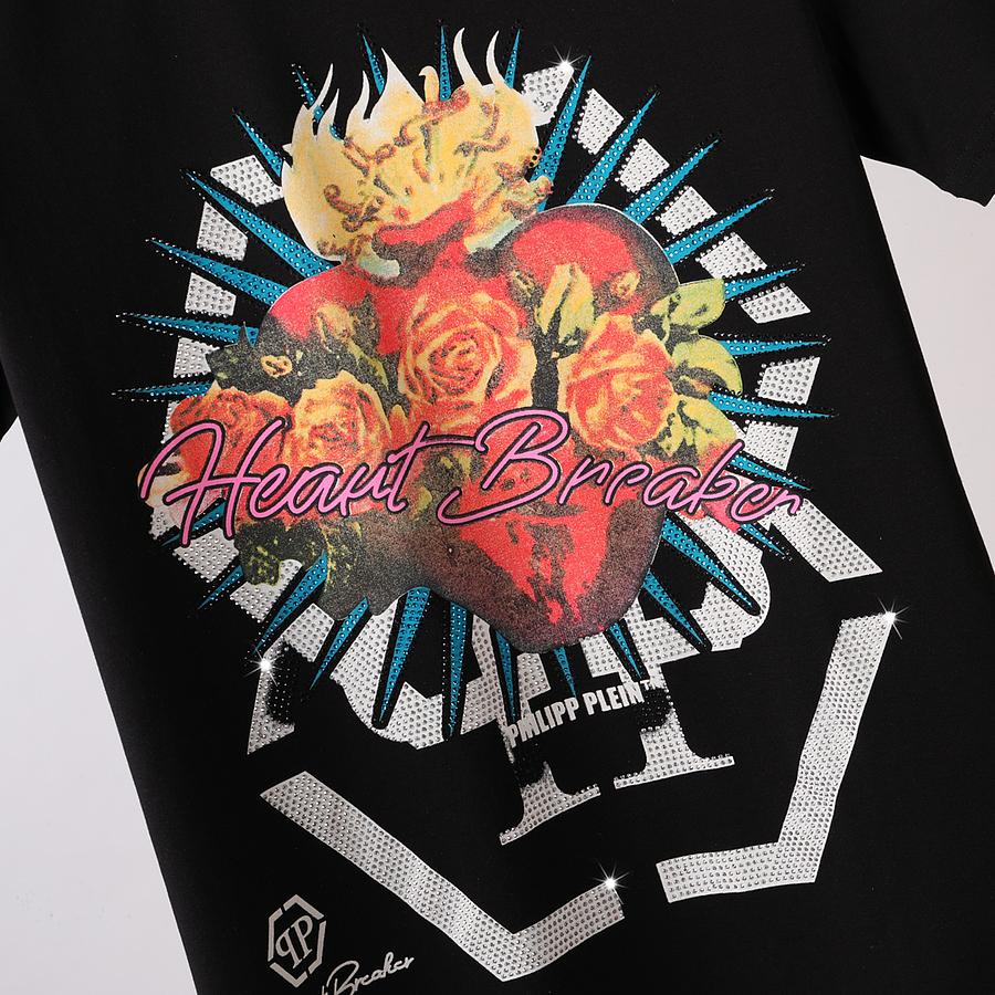 PHILIPP PLEIN  T-shirts for MEN #460203 replica