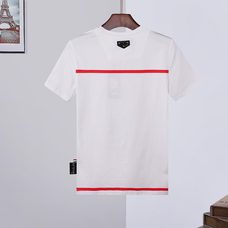PHILIPP PLEIN  T-shirts for MEN #460206 replica