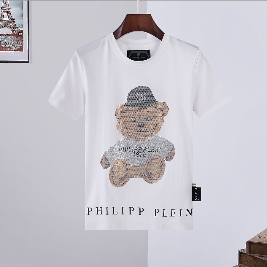 PHILIPP PLEIN  T-shirts for MEN #460208 replica