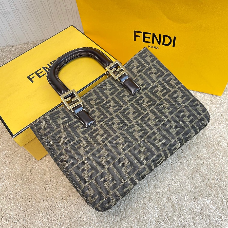 Fendi AAA+ Handbags #460266 replica