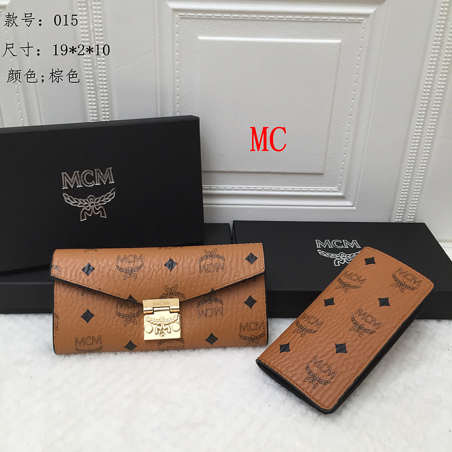 MCM Wallets #460410 replica