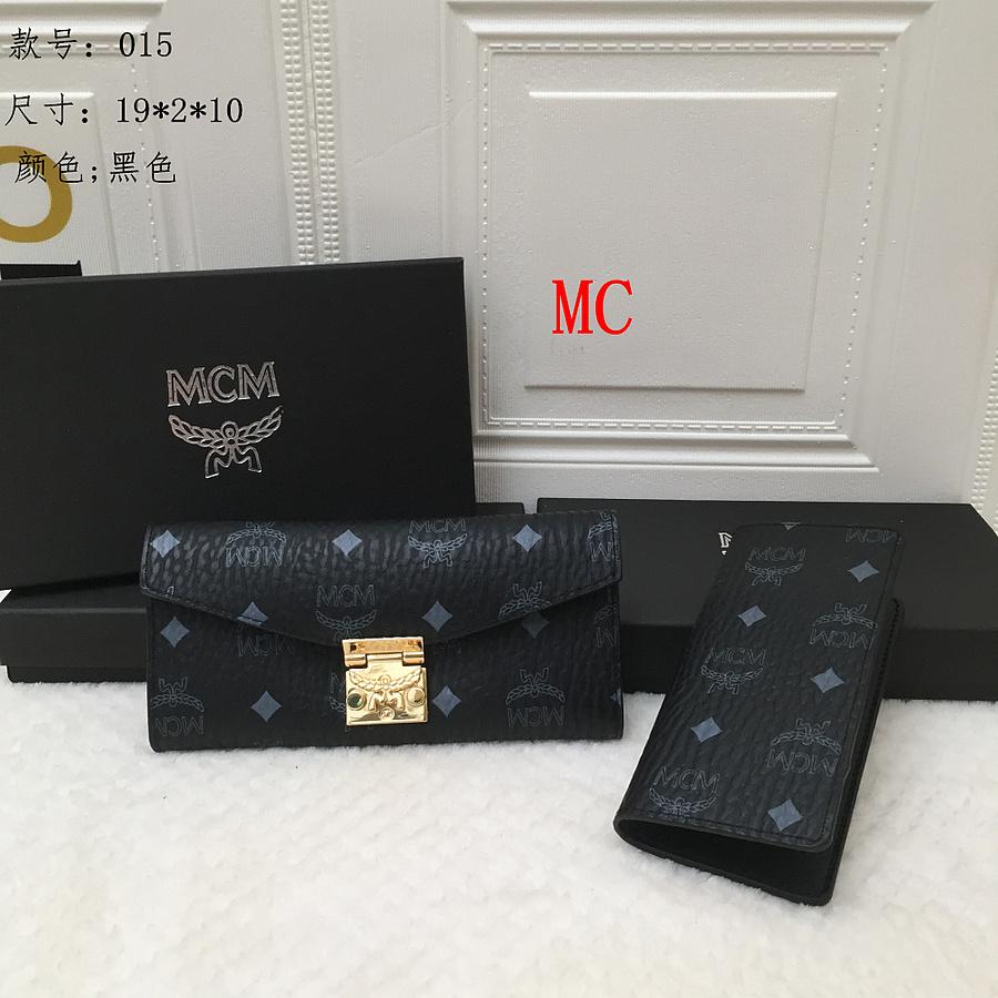 MCM Wallets #460411 replica