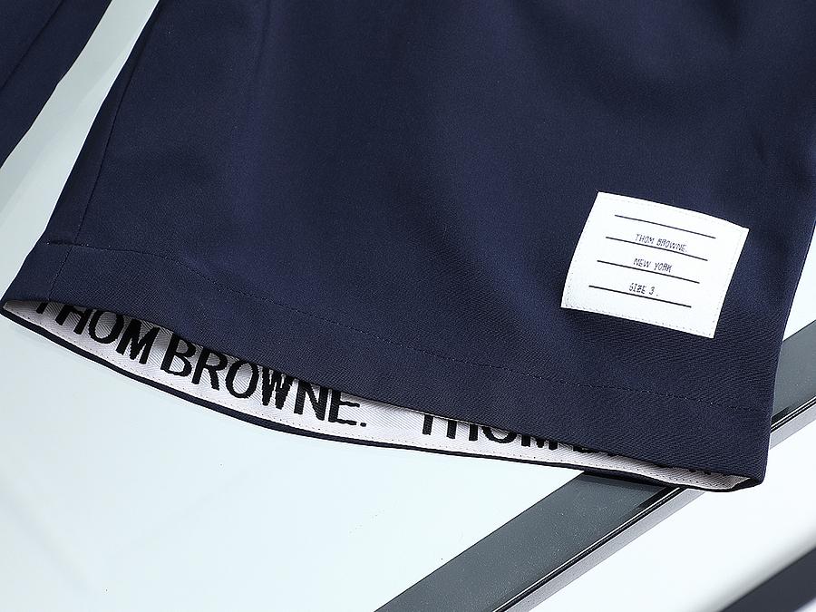 THOM BROWNE Pants for THOM BROWNE short Pants for men #460536 replica