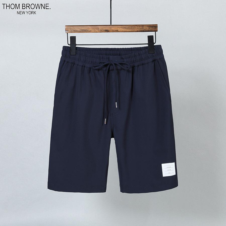 THOM BROWNE Pants for THOM BROWNE short Pants for men #460537 replica