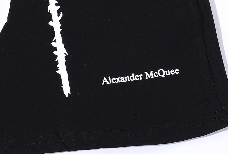 Alexander McQueen T-Shirts for Men #460569 replica