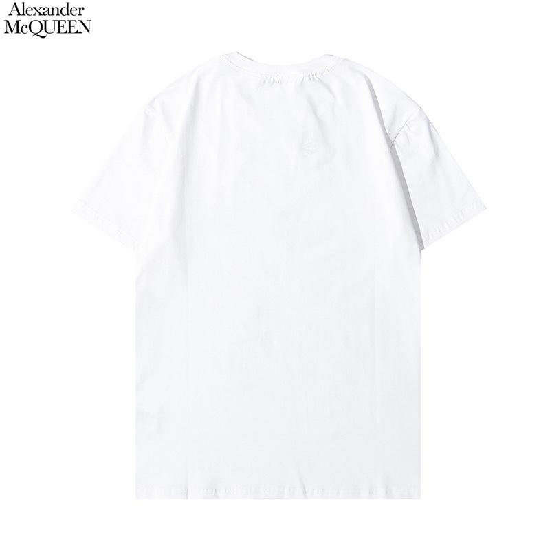 Alexander McQueen T-Shirts for Men #460570 replica