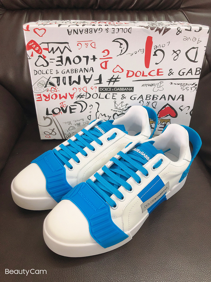 D&G Shoes for Men #460586 replica