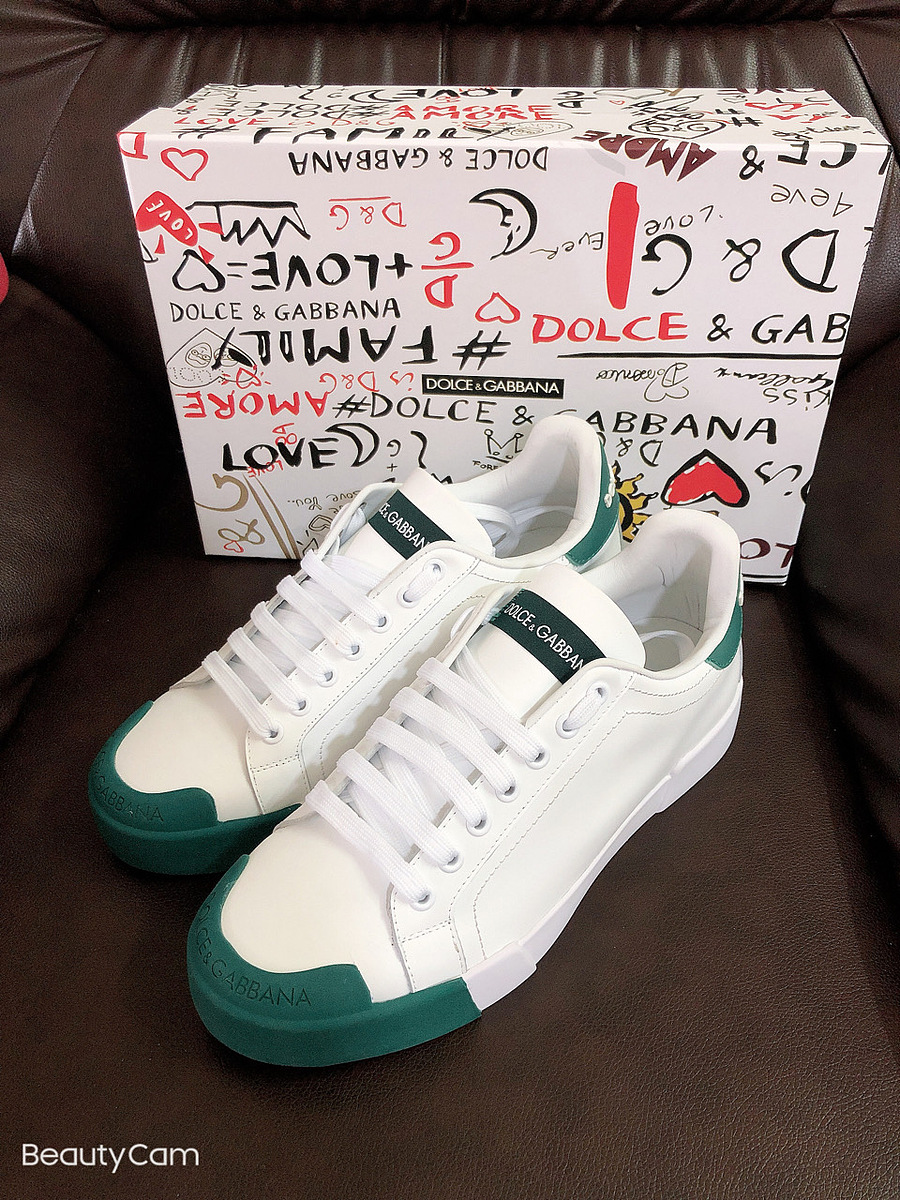 D&G Shoes for Men #460588 replica