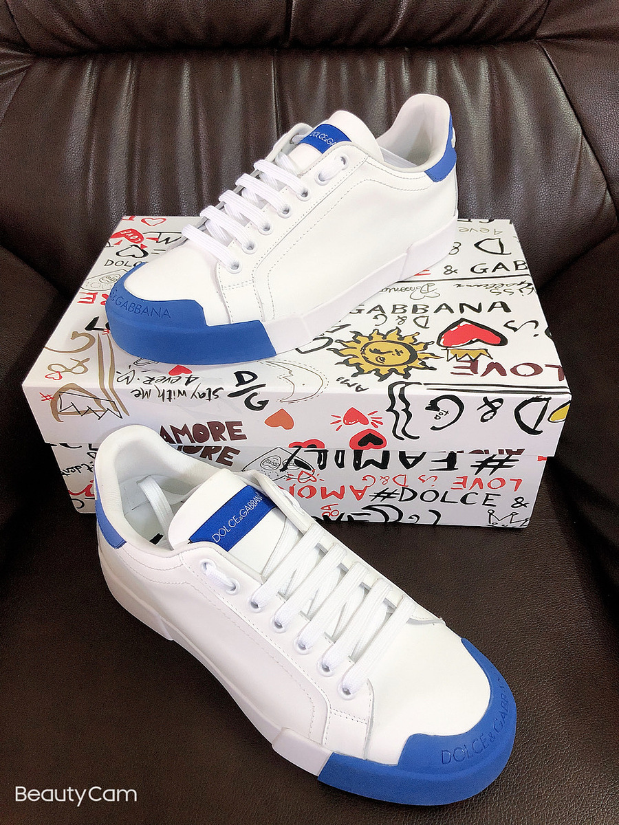 D&G Shoes for Men #460590 replica