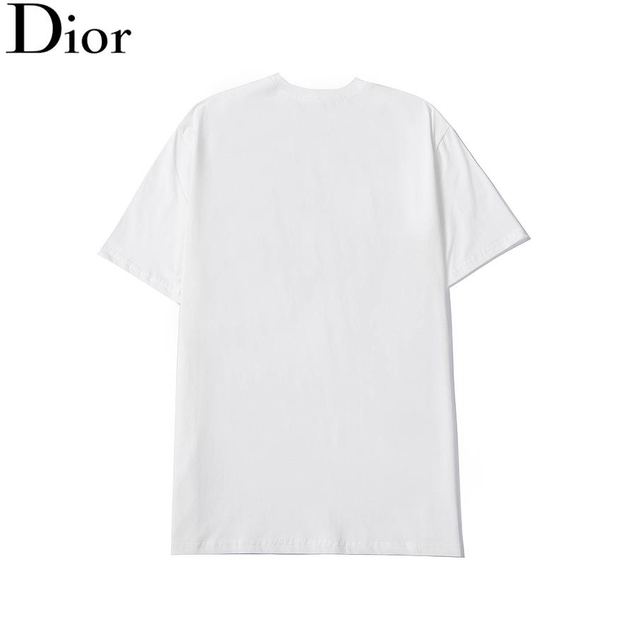 Dior T-shirts for men #460626 replica