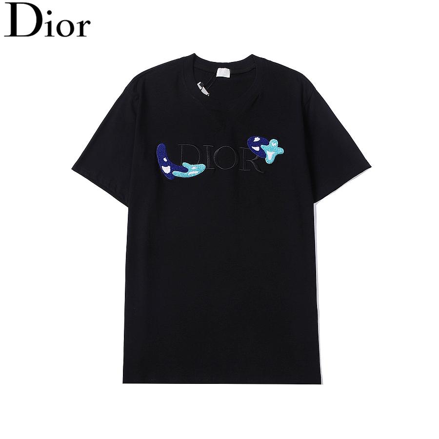 Dior T-shirts for men #460627 replica
