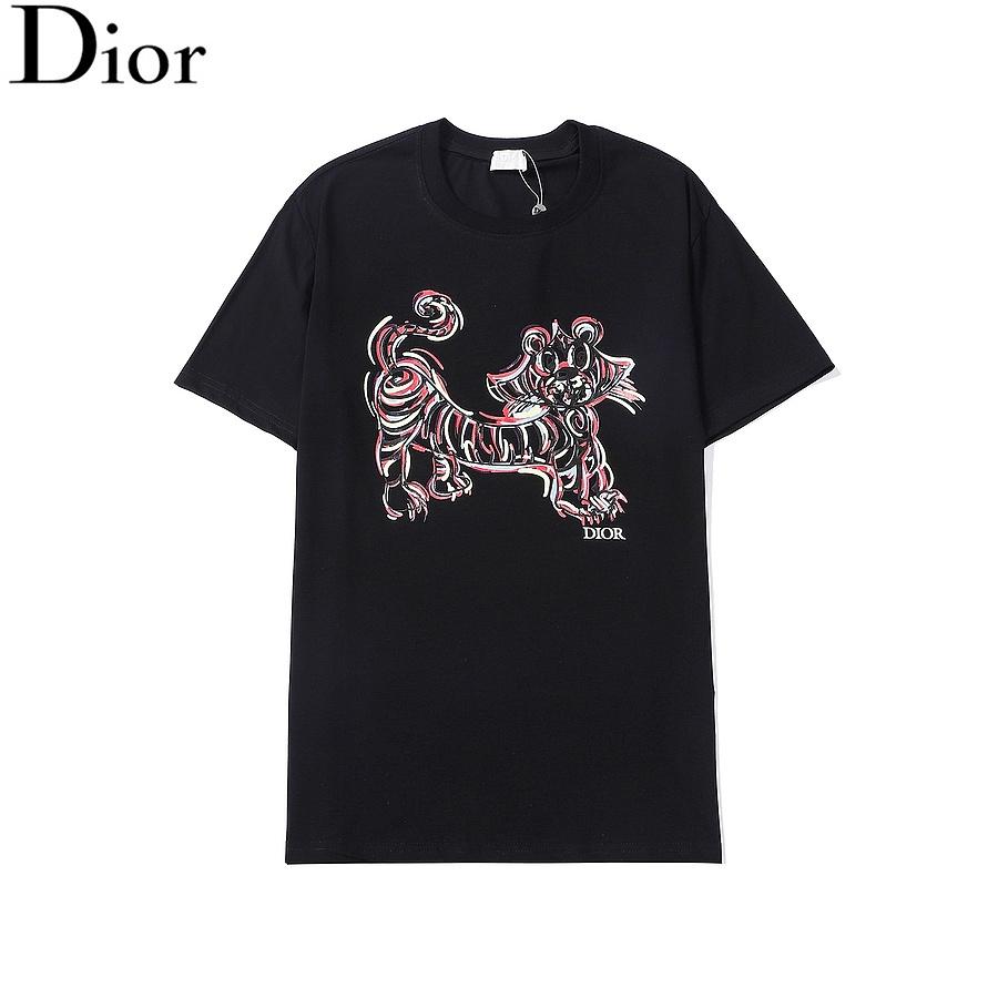 Dior T-shirts for men #460629 replica