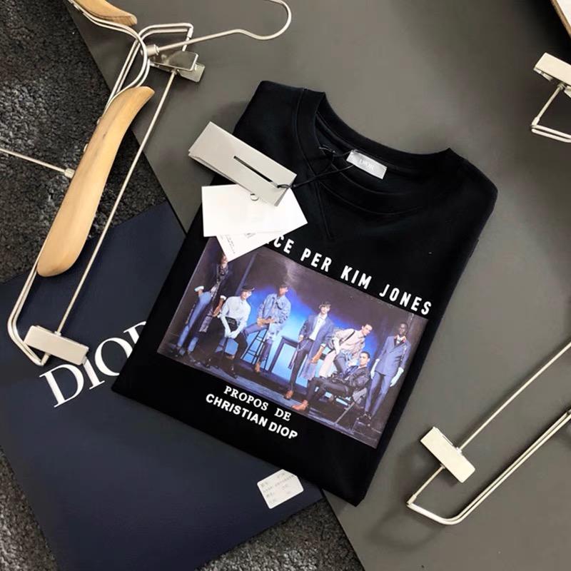 Dior T-shirts for men #460630 replica
