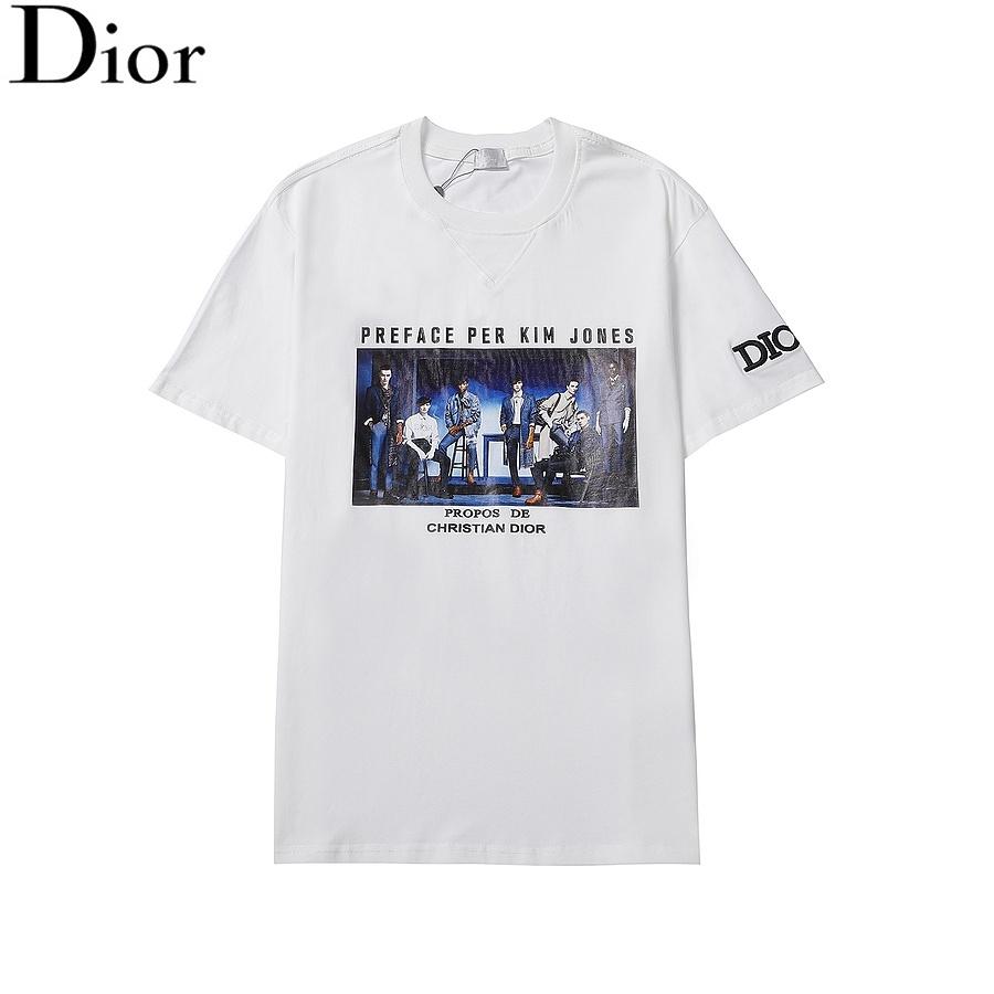 Dior T-shirts for men #460631 replica