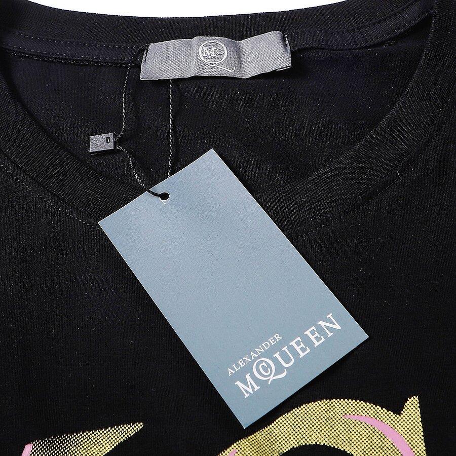 Alexander McQueen T-Shirts for Men #460634 replica