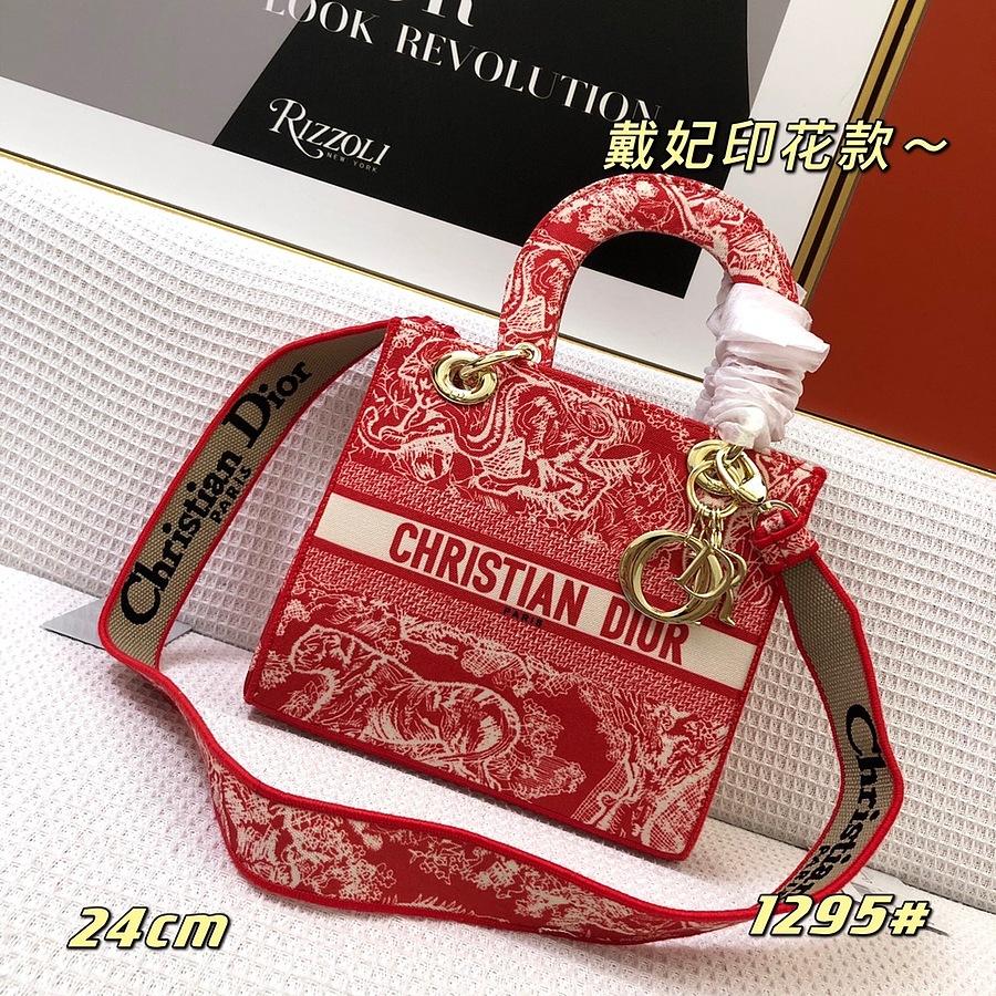 Dior AAA+ Handbags #460660 replica