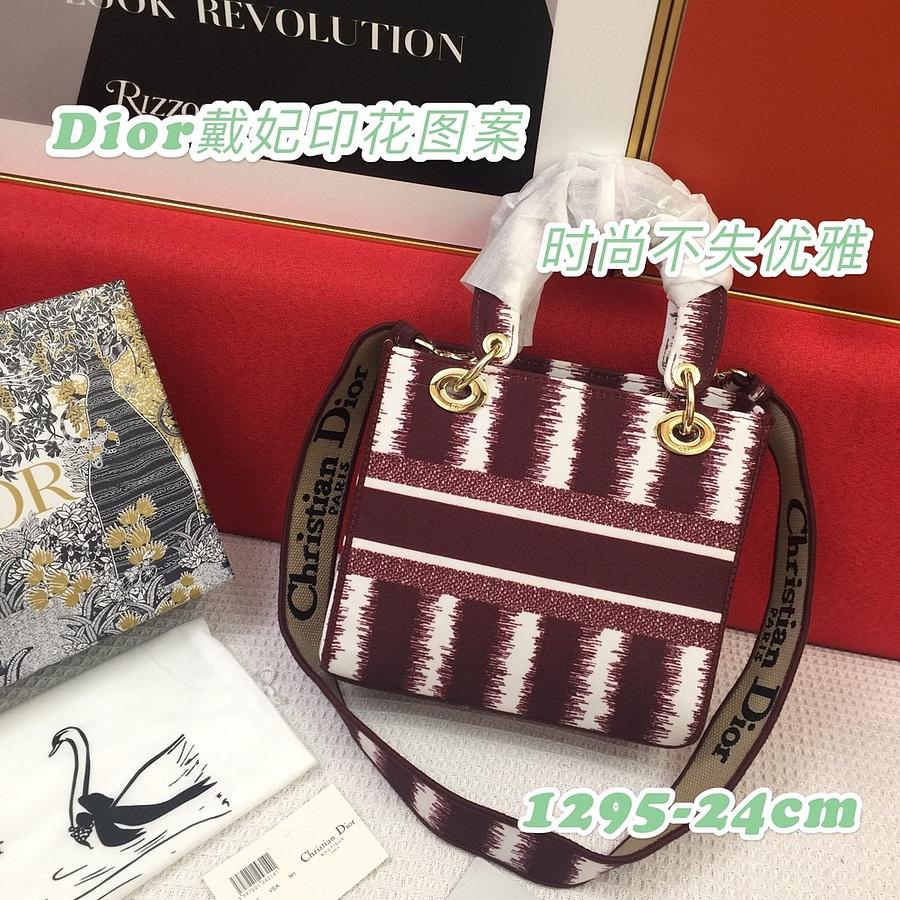Dior AAA+ Handbags #460675 replica