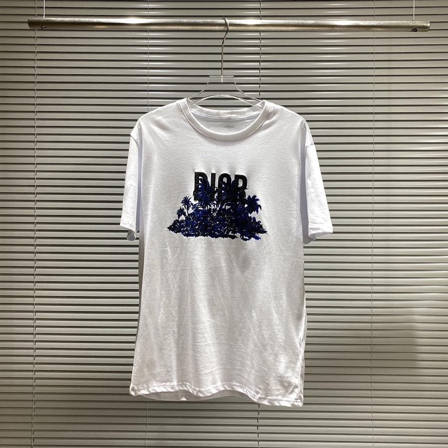 Dior T-shirts for men #460678 replica
