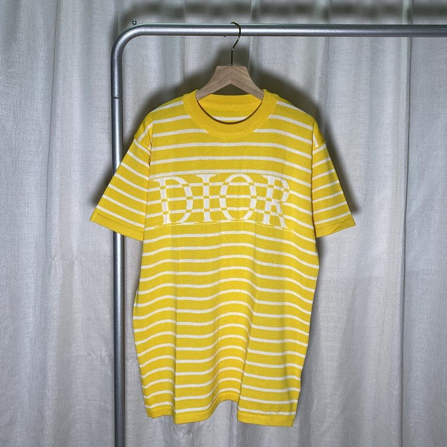 Dior T-shirts for men #460685 replica