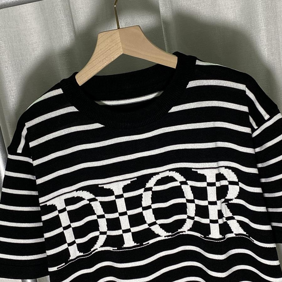 Dior T-shirts for men #460686 replica