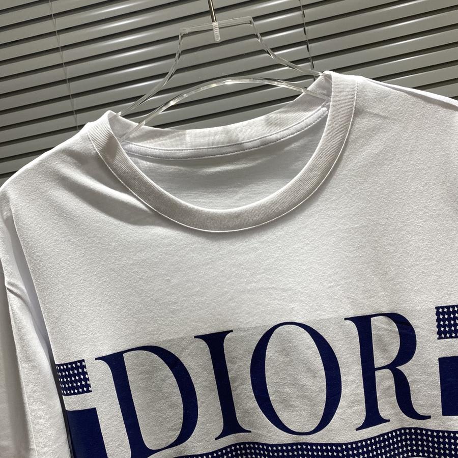 Dior T-shirts for men #460691 replica