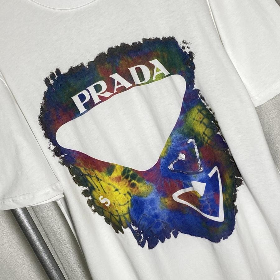 Prada T-Shirts for Men #460706 replica