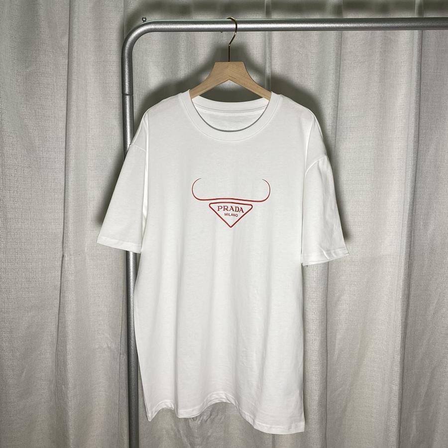 Prada T-Shirts for Men #460708 replica