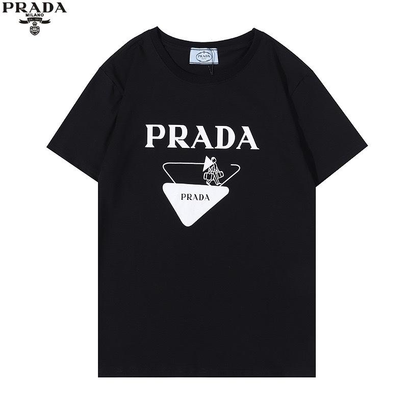 Prada T-Shirts for Men #460715 replica