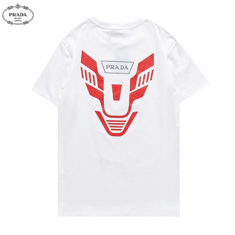 Prada T-Shirts for Men #460718 replica