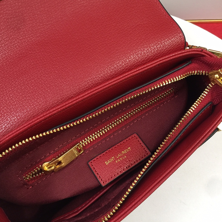 YSL AAA+ Handbags #460730 replica