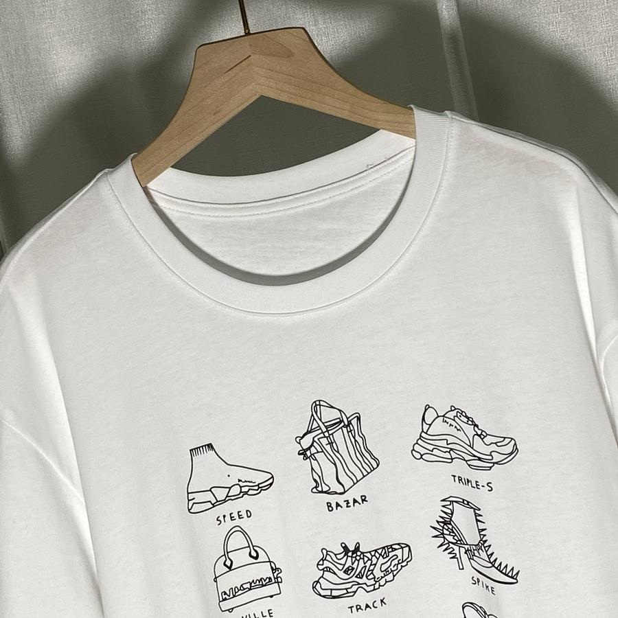Balenciaga T-shirts for Men #460788 replica