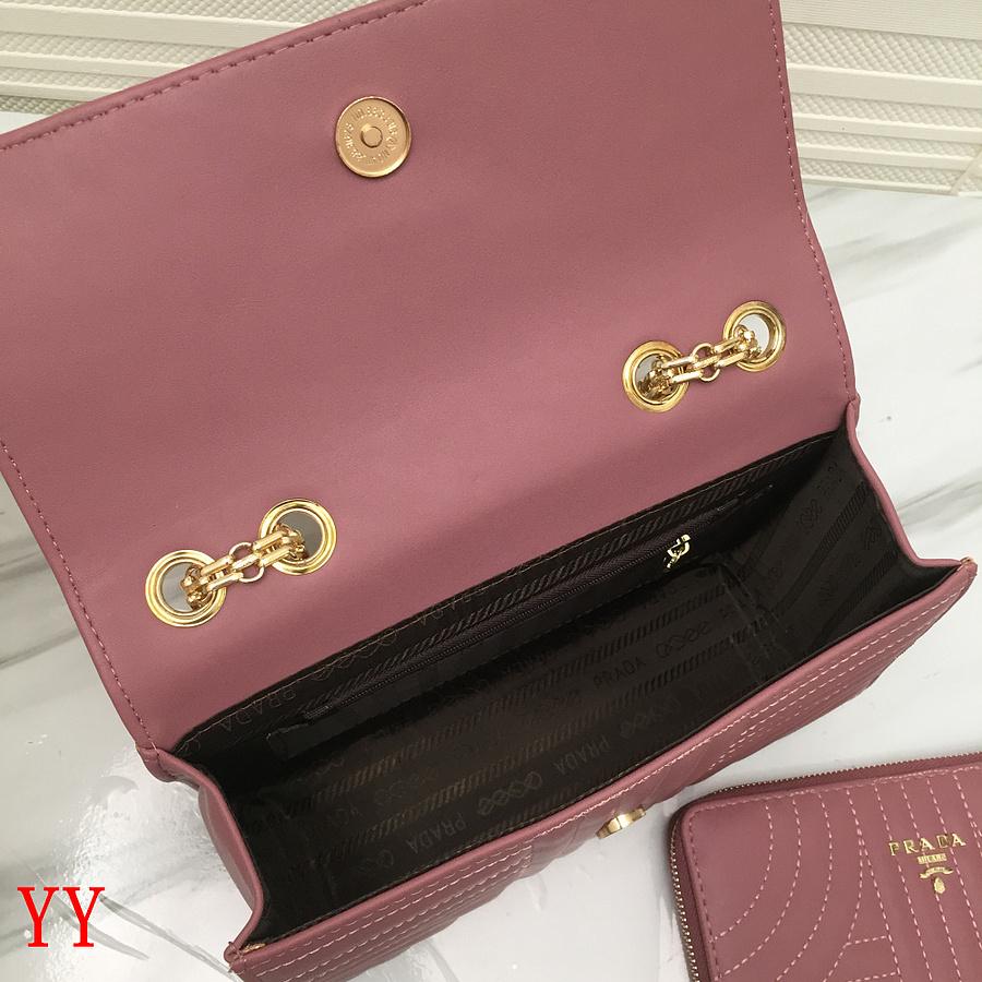 Prada Handbags #461008 replica