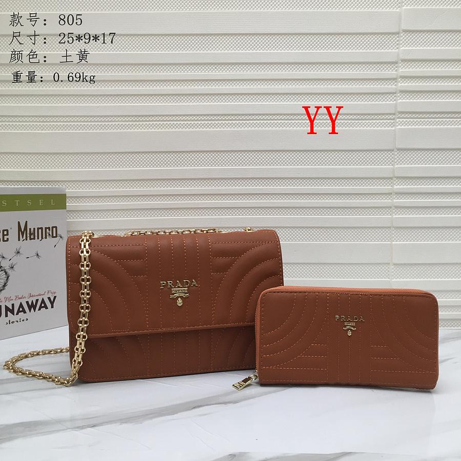 Prada Handbags #461009 replica