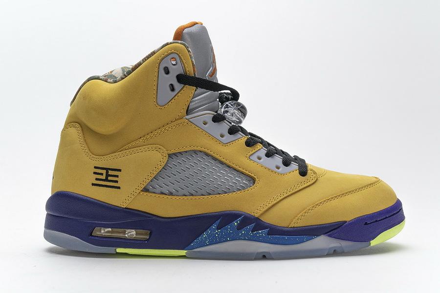 Air Jordan 5 Shoes for men #463713 replica