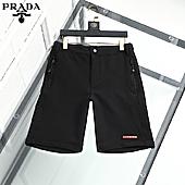 Prada Pants for Prada Short Pants for men #460458