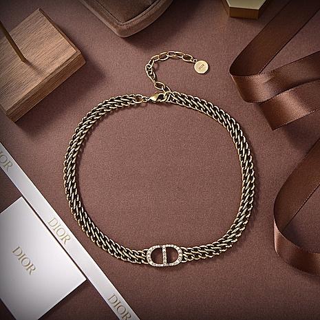 Dior necklace #466035 replica