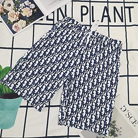 Dior Pants for Dior short pant for men #466486 replica