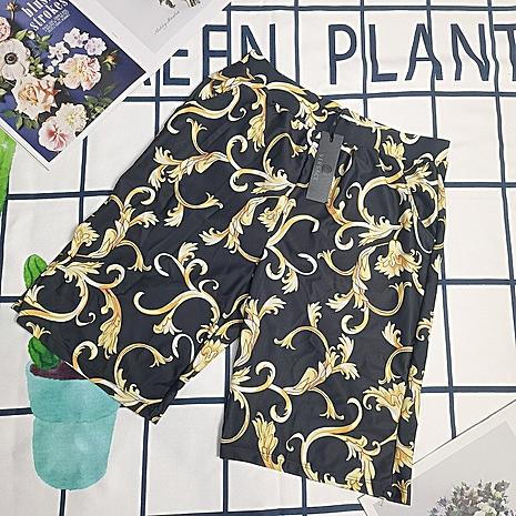 Versace Pants for versace Short Pants for men #466538 replica
