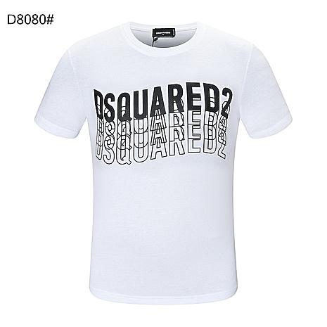 Dsquared2 T-Shirts for men #466750 replica