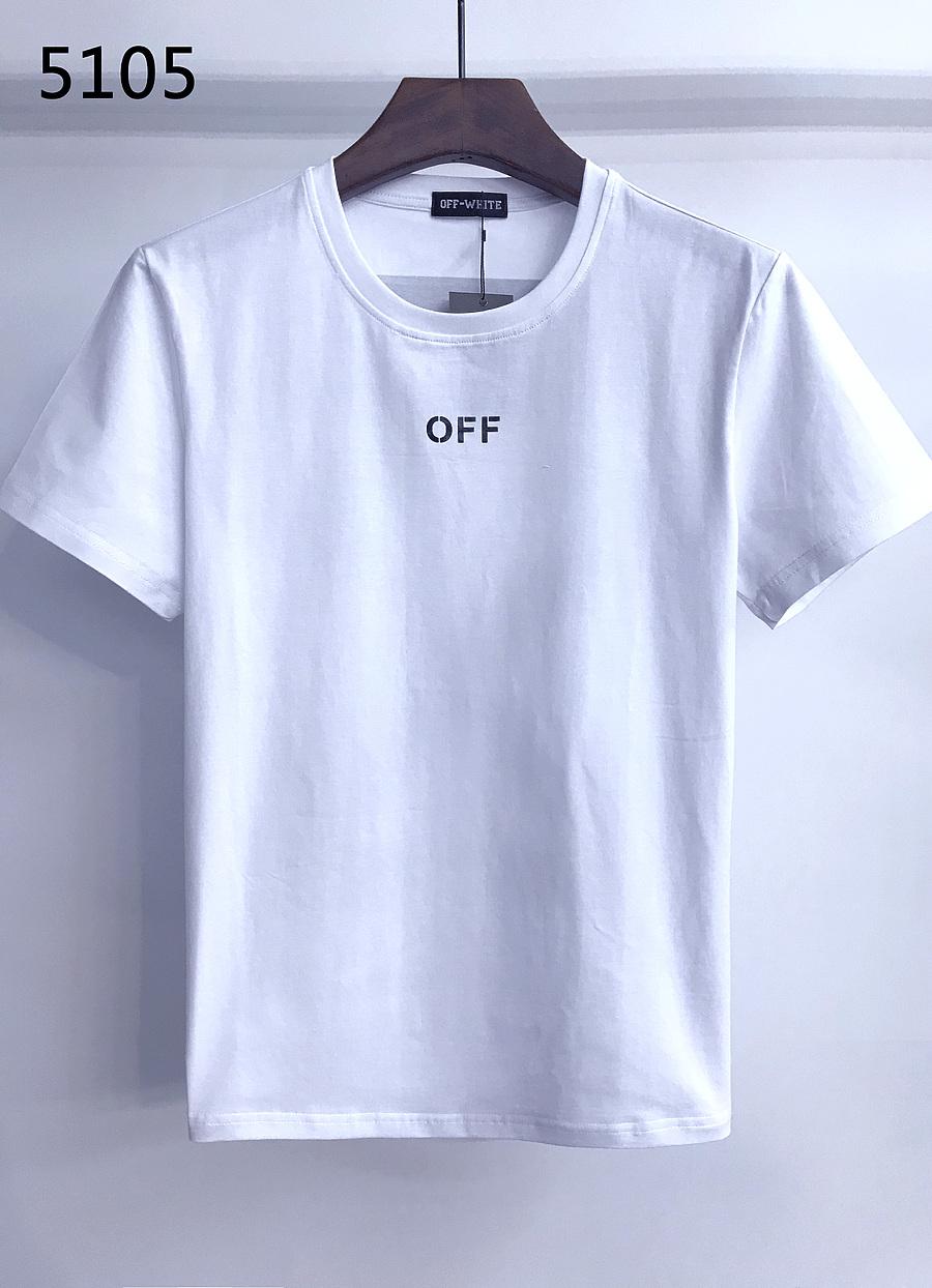 OFF WHITE T-Shirts for Men #465704 replica