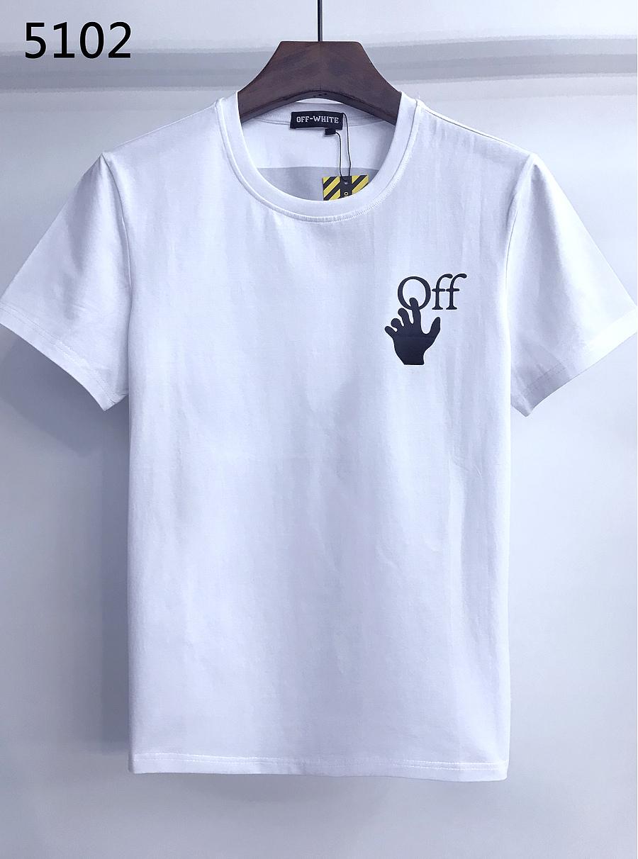 OFF WHITE T-Shirts for Men #465707 replica