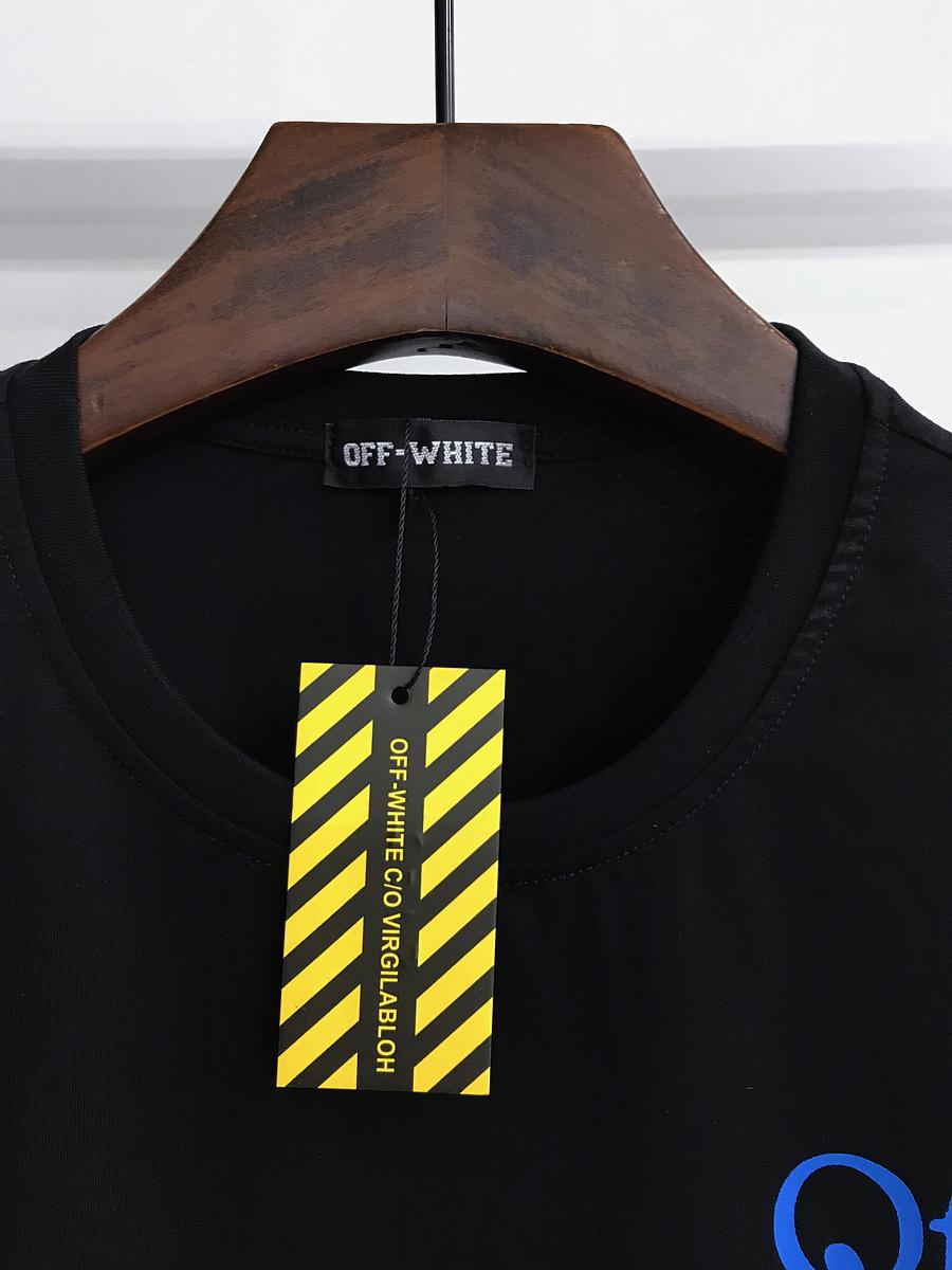 OFF WHITE T-Shirts for Men #465709 replica