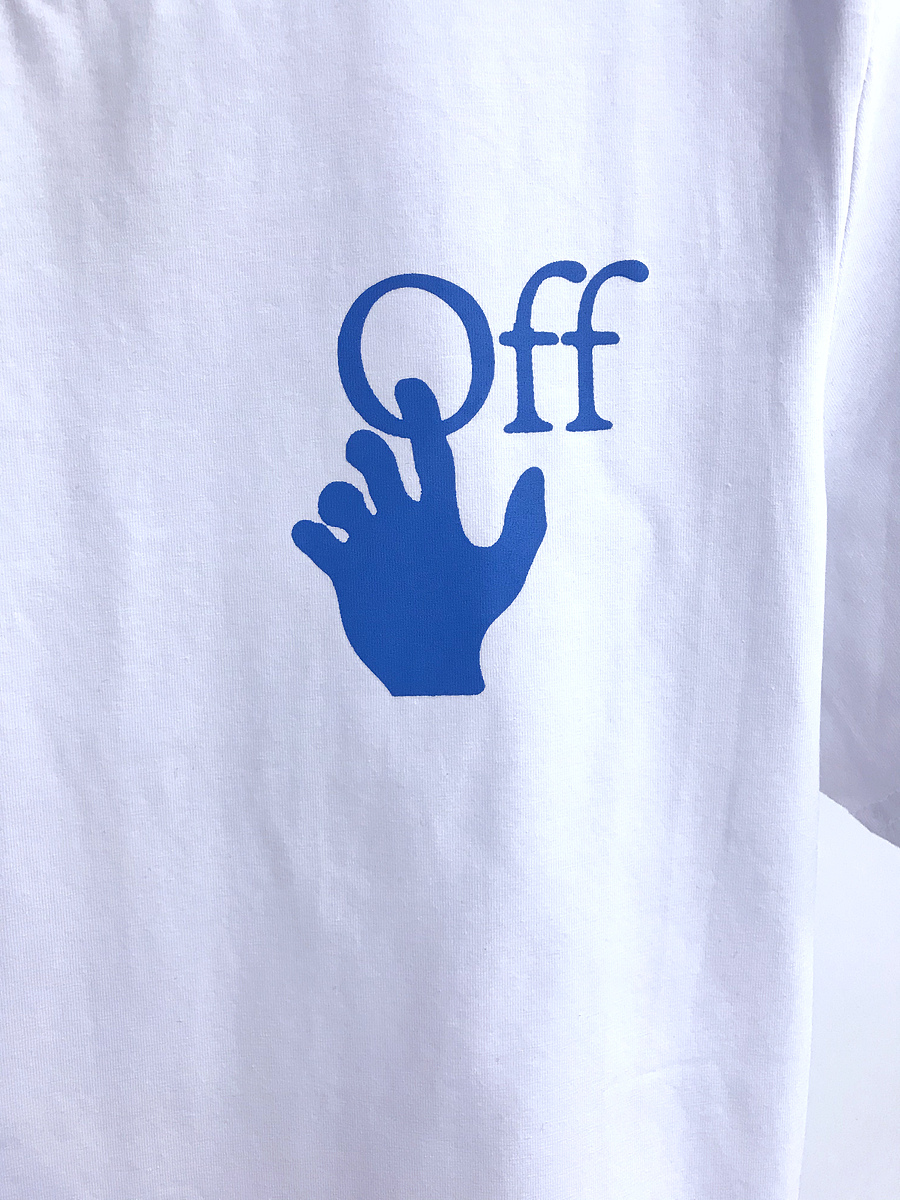 OFF WHITE T-Shirts for Men #465710 replica