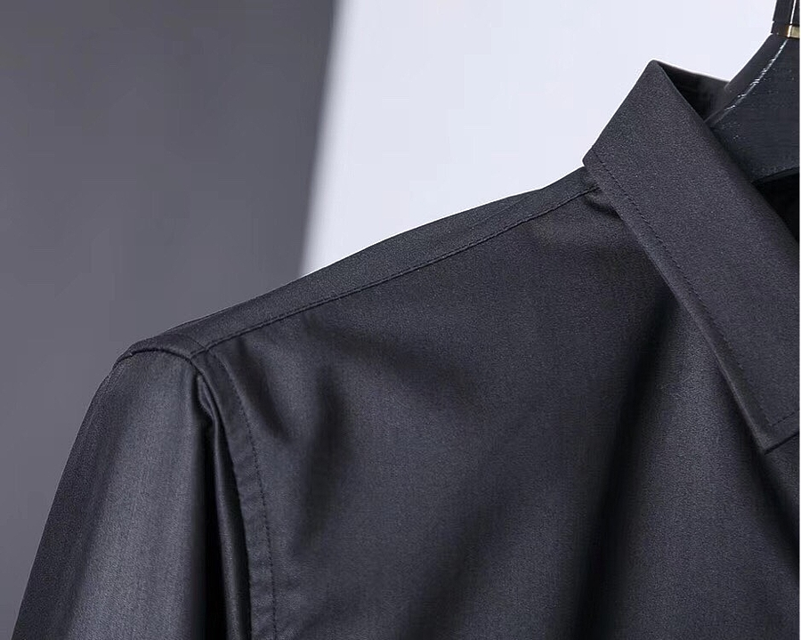 Versace Shirts for Versace Long-Sleeved Shirts for men #465736 replica