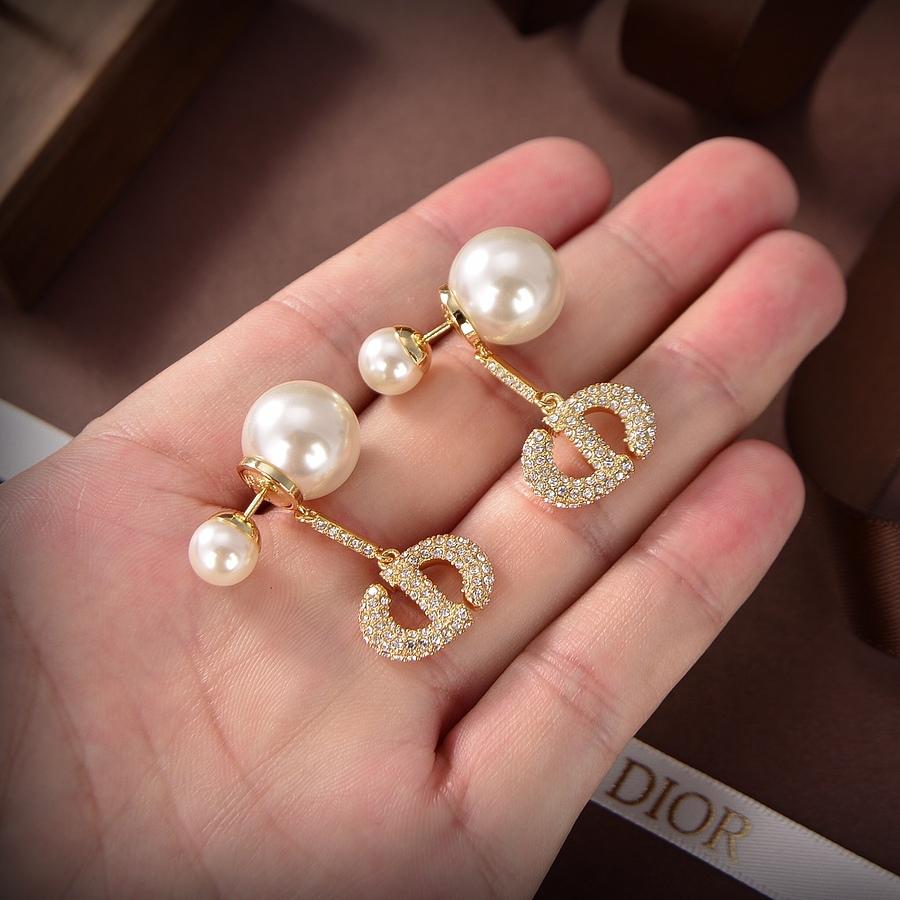 Dior Earring #466040 replica
