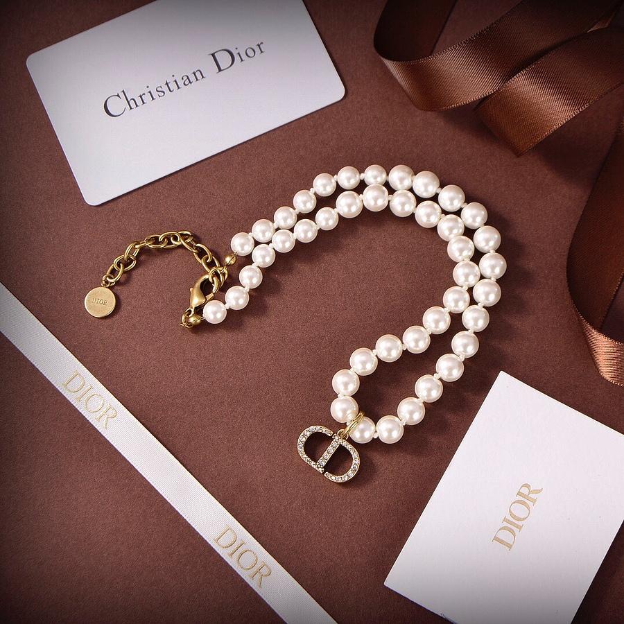 Dior necklace #466059 replica