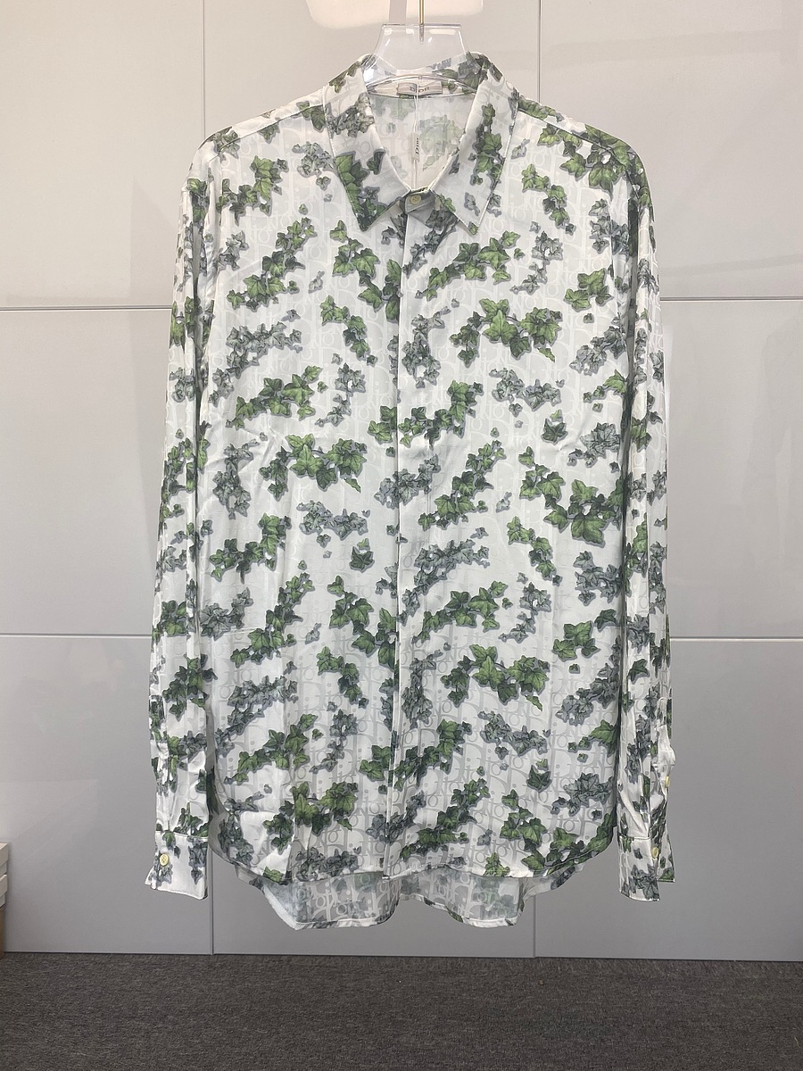 Dior shirts for Dior Long-Sleeved Shirts for men #466078 replica