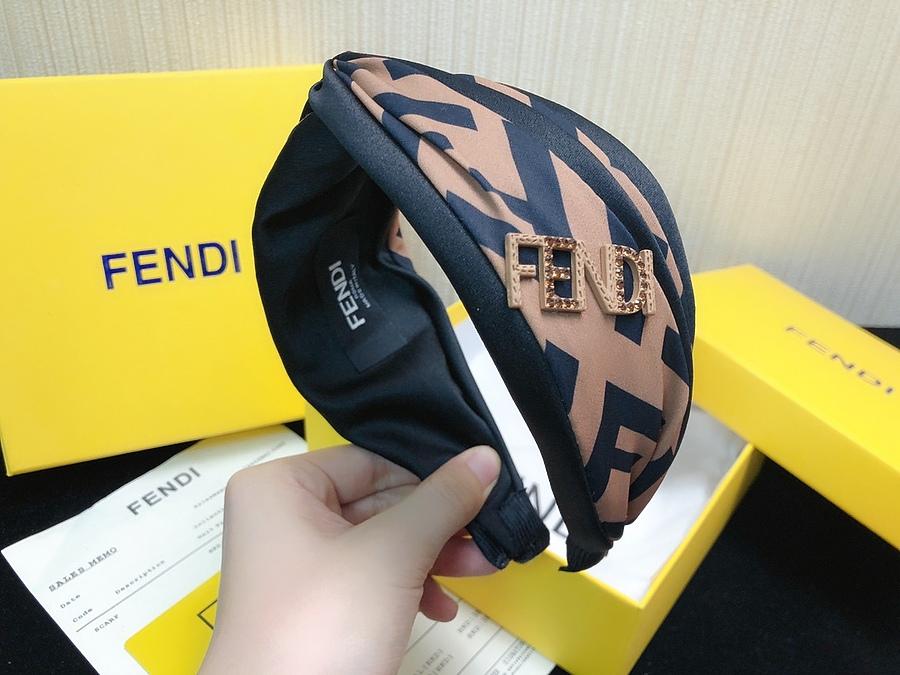 Fendi Headband #466315 replica