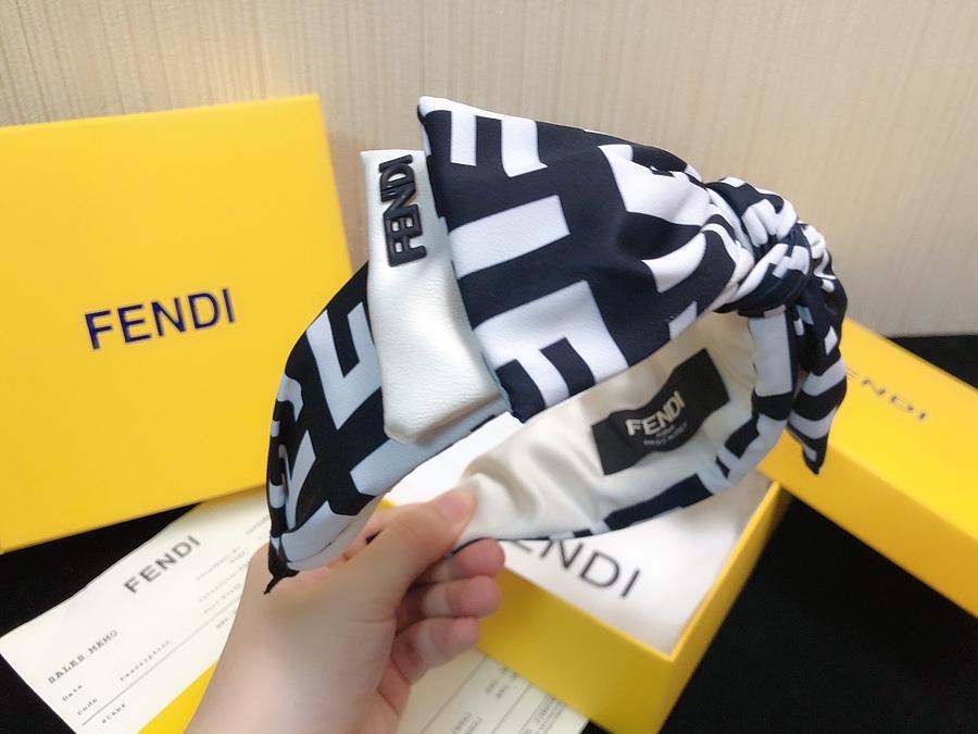 Fendi Headband #466320 replica