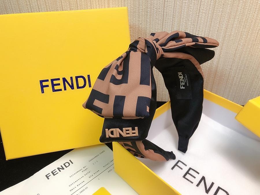 Fendi Headband #466321 replica